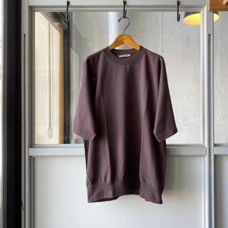 1LDK SELECT - オーラリー スーパーハイゲージスウェットビッグT Tシャツ 4 スウェット