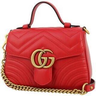 Gucci - 143 GUCCI グッチ ミニ トップハンドルバッグ