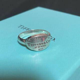 Tiffany & Co. - ティファニー Tiffany& Co リング リターントゥ