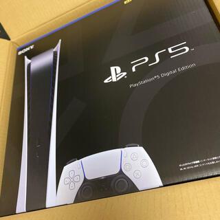 PlayStation - プレイステーション5 デジタル Edition