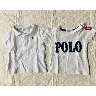 POLO RALPH LAUREN - POLO Baby Tシャツポロシャツセット 80センチ