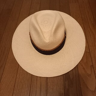 未使用SENSI STUDIOパナマ帽子(ハット)