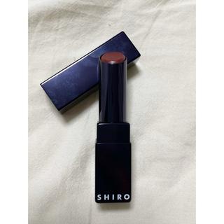 shiro - SHIRO ジンジャーリップスティック 9I06 ディープレッド