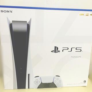PlayStation - プレイステーション5 PS5 本体 ディスクドライブ搭載モデル 新品未開封