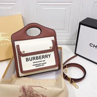 BURBERRY - 送料無料 BURBERRY  ショルダーバッグ 7