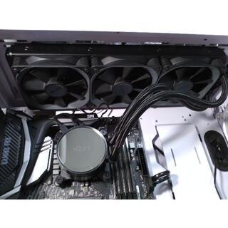 NZXT KRAKEN X72 簡易水冷クーラー