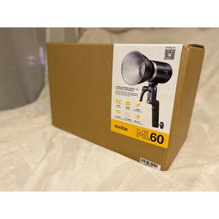 Godox ML60 撮影用 ビデオ LED ライト
