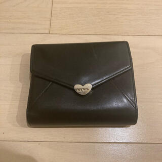 Paul Smith - paulsmith レター型 お財布 ガマクチ