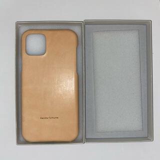 エンダースキーマ(Hender Scheme)のHender Scheme iPhone 11pro case(iPhoneケース)