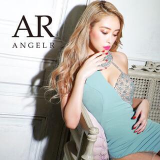 エンジェルアール(AngelR)の【新品】Angel R / エンジェルアール ミニドレス AR21306 BlM(ミニドレス)