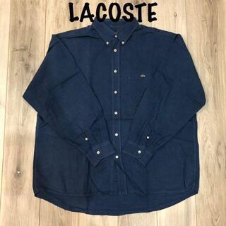 ラコステ(LACOSTE)のラコステ シャツ美品(Tシャツ/カットソー(半袖/袖なし))
