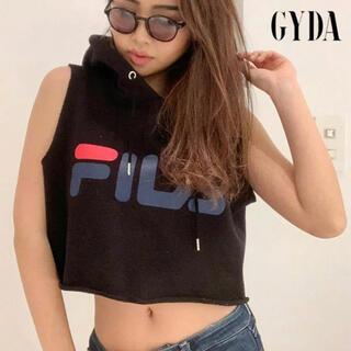 GYDA - GYDA☆ノースリーブパーカー