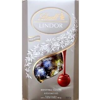リンツ(Lindt)のリンツ リンドール シルバー バラ売り(菓子/デザート)