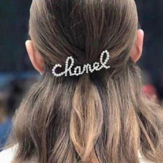 CHANEL - 新品 CHANELヘアクリップ