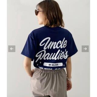 アパルトモンドゥーズィエムクラス(L'Appartement DEUXIEME CLASSE)の【UNCLE PAULIE'S / アンクルポーリーズ】POCKET T-SH(Tシャツ(半袖/袖なし))