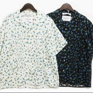 アンユーズド(UNUSED)のdairiku オープンカラーシャツ 21ss(シャツ)