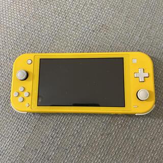 Nintendo Switch - スイッチライト ジャンク品