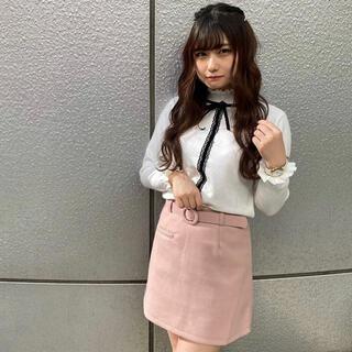 ロジータ(ROJITA)の送料無料 ROJITA ロジータ ベルト付ミニスカート Happy Bag 福袋(ミニスカート)