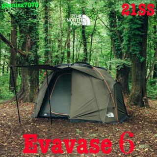 THE NORTH FACE - ノースフェイス エバベース6【NV22102】テント Evavase6【新品】