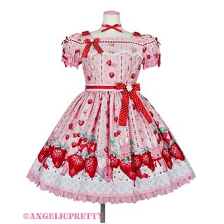 Angelic Pretty - Little Bunny Strawberry