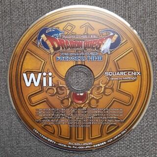 Wii - Wiiソフト ファミコン&スーパーファミコン ドラゴンクエストⅠ.Ⅱ.Ⅲ