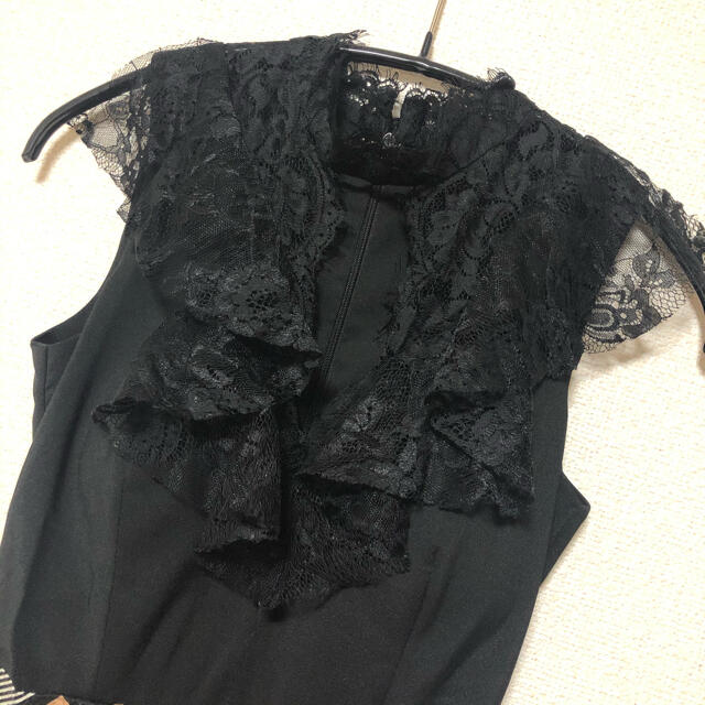 dazzy store(デイジーストア)のdazzy by change clothes 膝丈 ドレス S レディースのフォーマル/ドレス(ナイトドレス)の商品写真