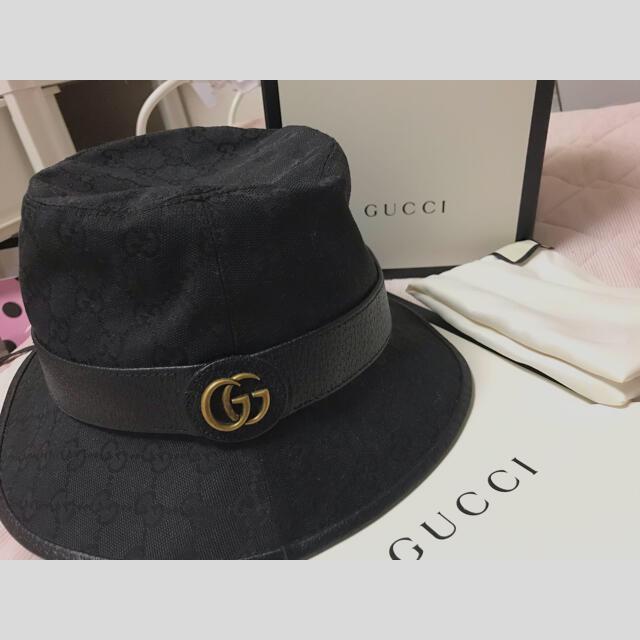 Gucci(グッチ)のGUCCI バケットハット メンズの帽子(ハット)の商品写真