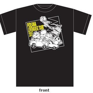 ペルソナライブ PERSONA LIVETOUR 2015 Tシャツ Lサイズ