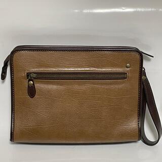 クラッチバッグ  日本製 財布入れ 小物入れ ビンテージ(クラッチバッグ)