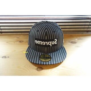 シュプリーム(Supreme)の美品 Supreme ギャルソン Box Logo NEW ERA Cap(キャップ)