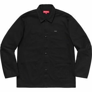 Supreme - Supreme 19SS Shop Jacket ショップジャケット M 黒