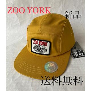 ZOO YORK - ❣️人気のZOO YORKツイルキャップ‼️男女兼用