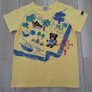 DOUBLE.B - ミキハウス DOUBLE.B Tシャツ 100