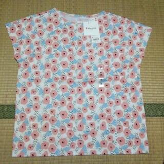 ユニクロ(UNIQLO)の新品、ユニクロ、半袖、フイレイソン、花柄Tシヤツ、M(Tシャツ(半袖/袖なし))