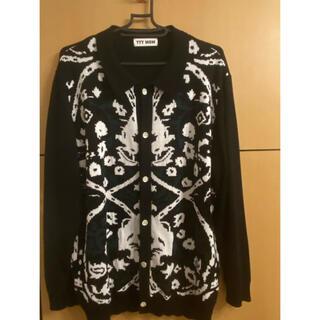 TTT_MSW 21ss Persia Knit Polo Shirt Lサイズ