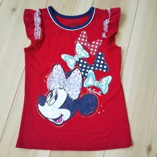 Disney - ミニーちゃん Tシャツ 120