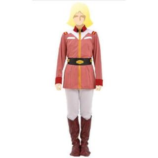 ガンダム 地球連邦軍 女子制服 レディース「Mサイズ」セーラ コスプレ4点セット(衣装一式)