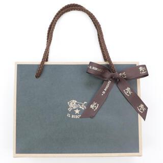 IL BISONTE - イルビゾンテ 純正 紙袋 ショップ袋 ショップバッグ 財布 キーケース 小物用