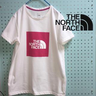 THE NORTH FACE - 現行品ノースフェイス  美品 レディースロンT   Lサイズ
