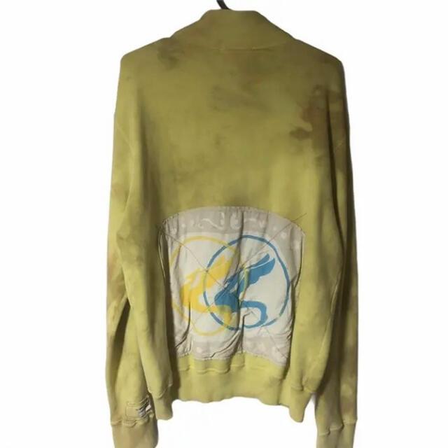 DIESEL(ディーゼル)のレア ディーゼル DIESEL ジャケット タイダイ染め ヴィンテージ メンズのジャケット/アウター(ブルゾン)の商品写真