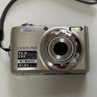 Nikon - Nikon coolpixl22