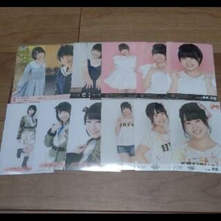 エイチケーティーフォーティーエイト(HKT48)のHKT48朝長美桜 生写真 セット 4                  (アイドルグッズ)