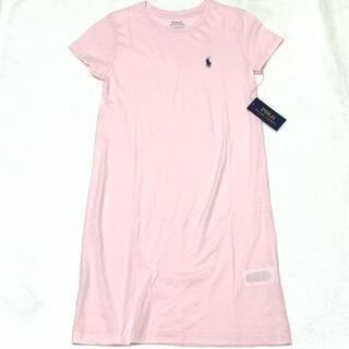 Ralph Lauren - レディース XS 新品 ラルフローレン Tシャツ チュニック ワンピース