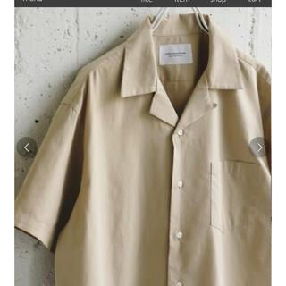 ドアーズ(DOORS / URBAN RESEARCH)のイージーケアオープンカラーシャツ/URBAN RESARCH DOORS(シャツ)