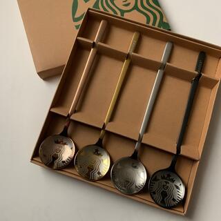 Starbucks Coffee - スターバックス  スプーンセット