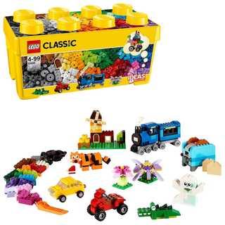 レゴ  クラシック 黄色のアイデアボックス プラス