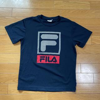 FILA - Tシャツ 男の子 フィラ 160