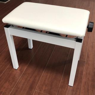 ローランド(Roland)のRoland BNC-05-WH ホワイト ピアノ椅子(電子ピアノ)