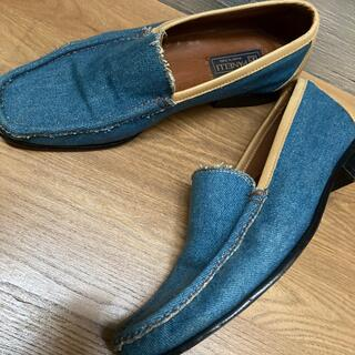 トゥモローランド(TOMORROWLAND)のイタリー⭐️ローファー🔴最終フォロー価格(ローファー/革靴)