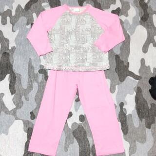 シュープ(SHOOP)のChoop 長袖パジャマ 130cm 女児(パジャマ)